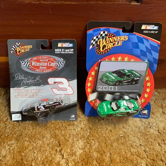 NASCAR Dale Earnhardt Senior cars